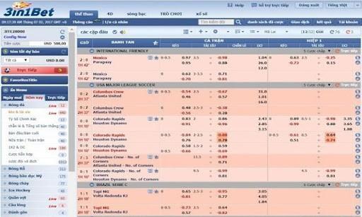 Link vào Agent 3in1bet